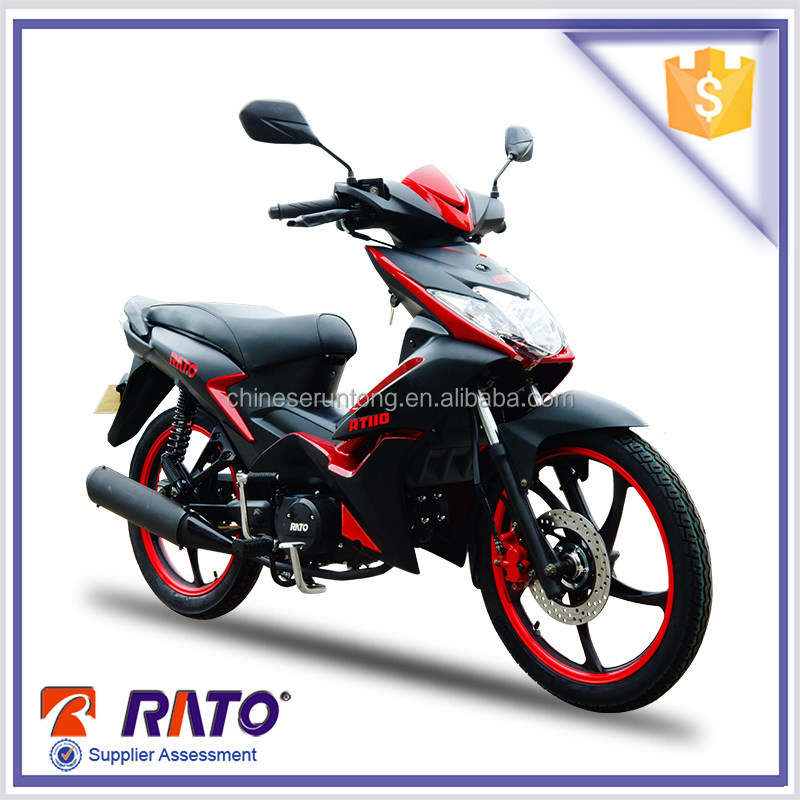 China hot sale 110cc pedal motorcycle