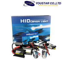 AC 12v slim ballast 6000K- 8000K good moto hid xenon light
