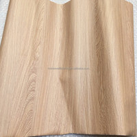 Wood grain color PVC decorative film for furniture
