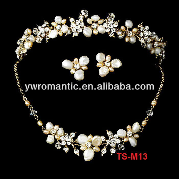 new design bridal headpiece