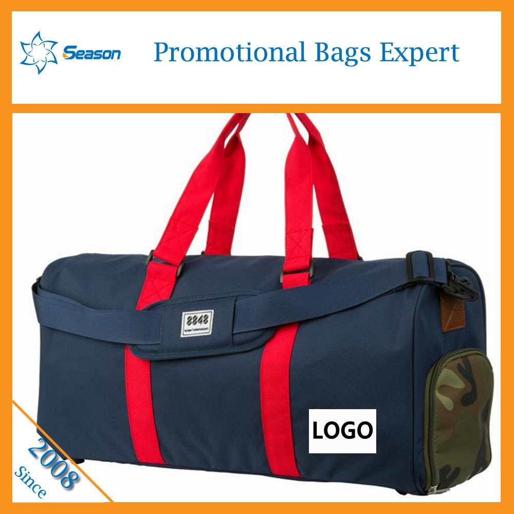 Custom Wholesale Hot Sell Travel Bag sport bag trolley duffel bag