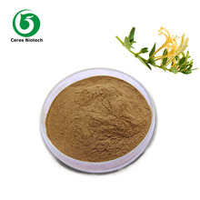 Low Price! Natural Honeysuckle Flower Extract Powder Chlorogenic Acid