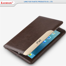 Good Quality Leather Cases For New iPad,Case Smart Cover Anti Shock Case/Shell For New iPad 2017