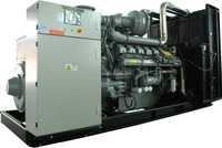 Factory back up 65KVA DIESEL generator adopt UK engine and USA alternator