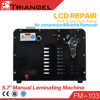 lcd refurbish machines kit 7 inch High Pressure Glass Refurbishment Liquid Crystal Display LCD Bubble Remover LCD Touch Screen