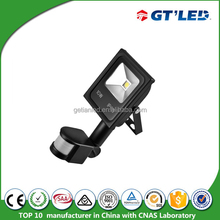 Outdoor emergency led lights distributor wanted one model with two function sensor led flood light