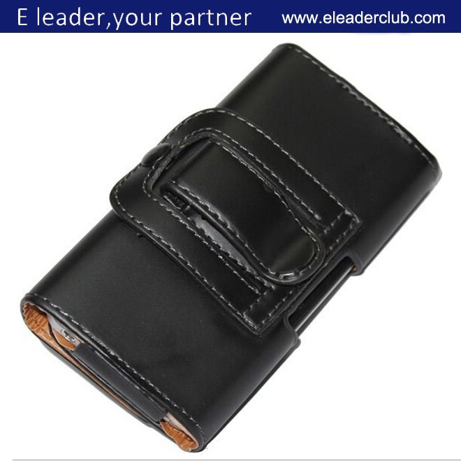 Holster Leather Pouch Belt Clip Case For Iphone 6