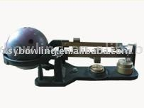 Bowling equipment Ball weight machine