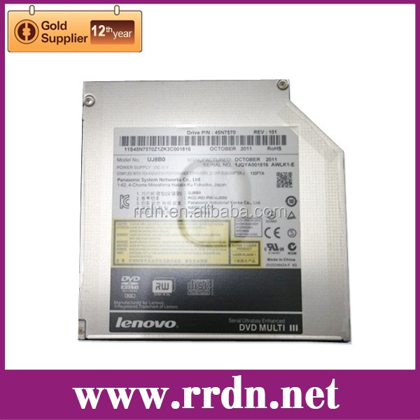 Panasonic UJ8B0 AWLK1-E SATA DVD RW Drive for Laptop