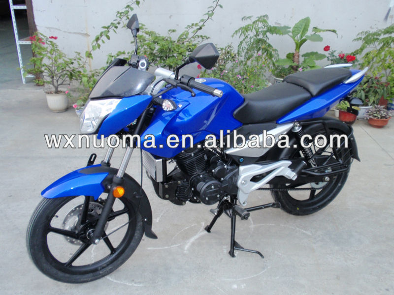 high quality wide popularity ZONGSHEN engine 150cc 200cc EEC motorcycle