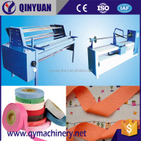 roll fabric cutting machine/fabric strip cutting machine