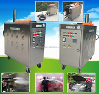 Electric steam car washer machine for cars/steamer car wash price/steam jet steam cleaner
