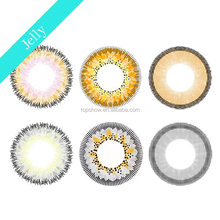 Various Color Contact Lens Hot Selling Wholesale Cheap Eyewear Soft 1 Year Disposable Circle Lenses ice Contact Lenses T_H13