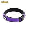 Reflective Padded Adjustable Nylon Dog Collar For Heavy Duty Big Dog