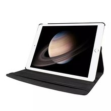 New promotion magnetic flip stand pu leather case for ipad with best quality and low price