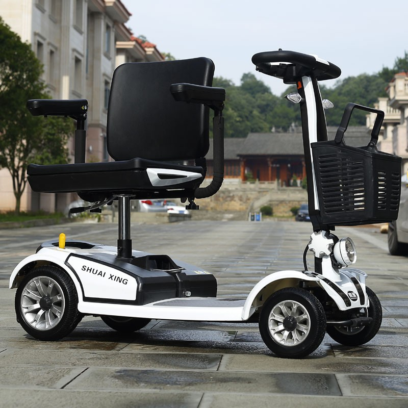 4 wheel adult mobility scooter for adults,camping scooter