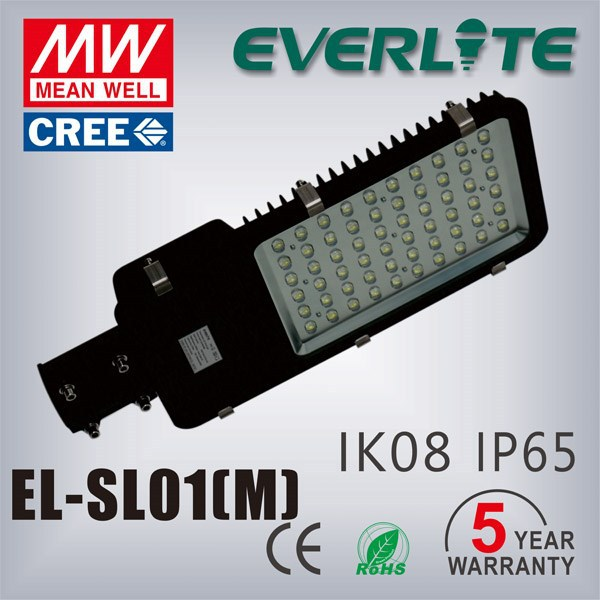CE ROHS Approved Factory Direct off Energy Saving 60W LED Road Light