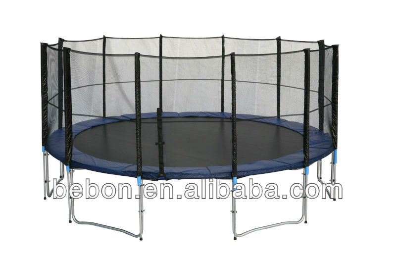 body building equipment gymnastic professional 16ft trampoline