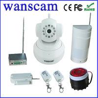 The GARAGE DOOR guru remote control hd wifi ip alarm system with camera