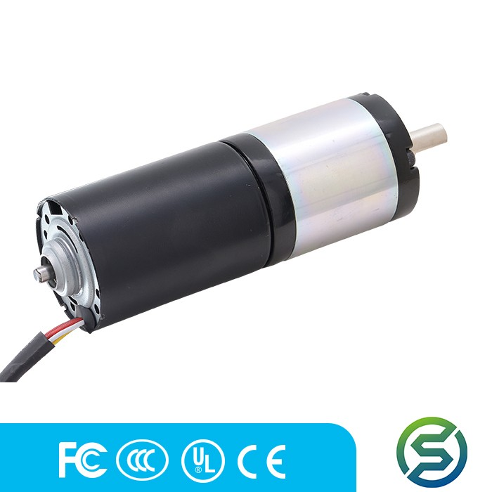 dc planetary gear mini electric motor for lawn mower made in china manufacturer