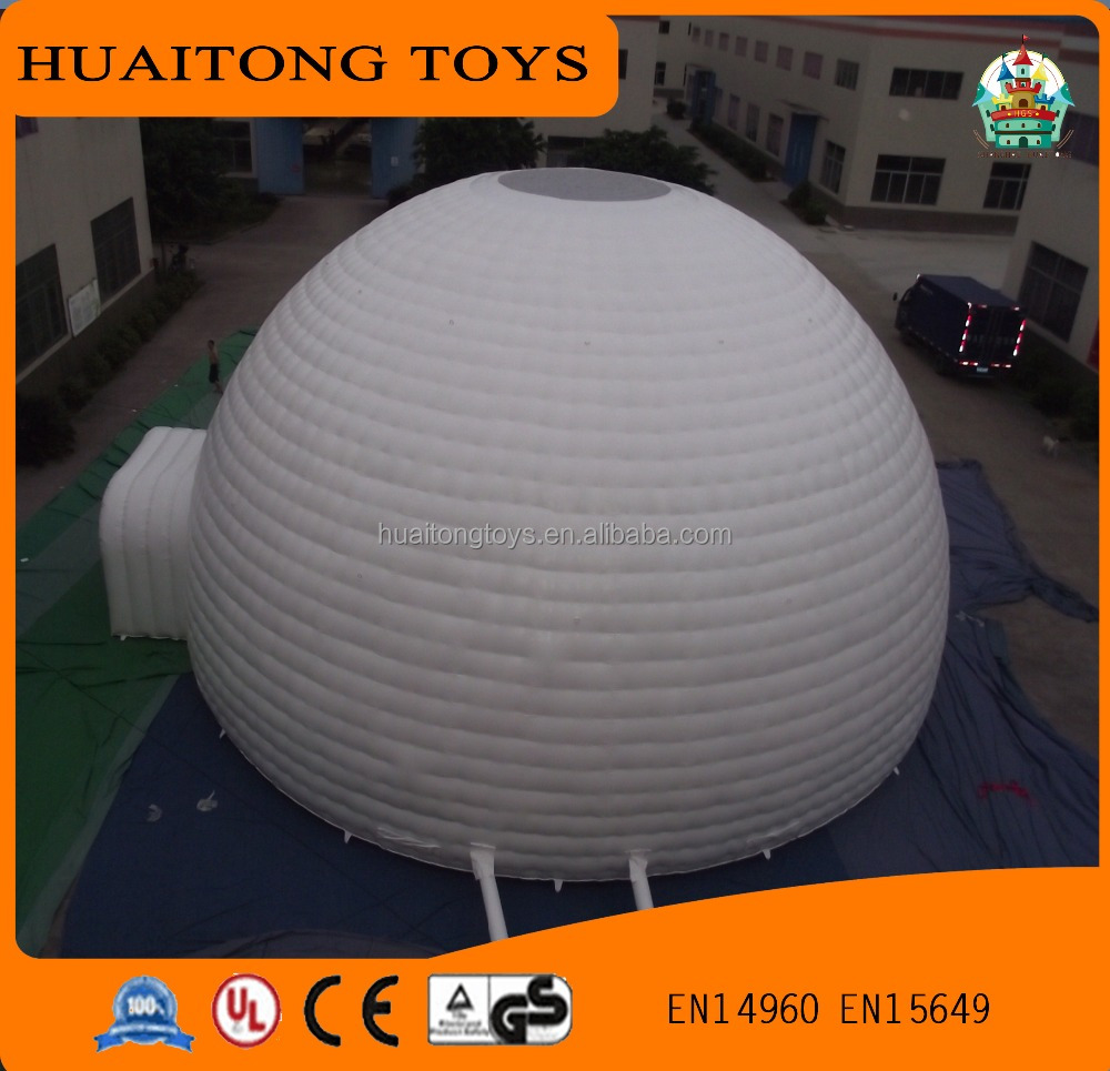 New popular inflatable party tent air dome home shpere for sale