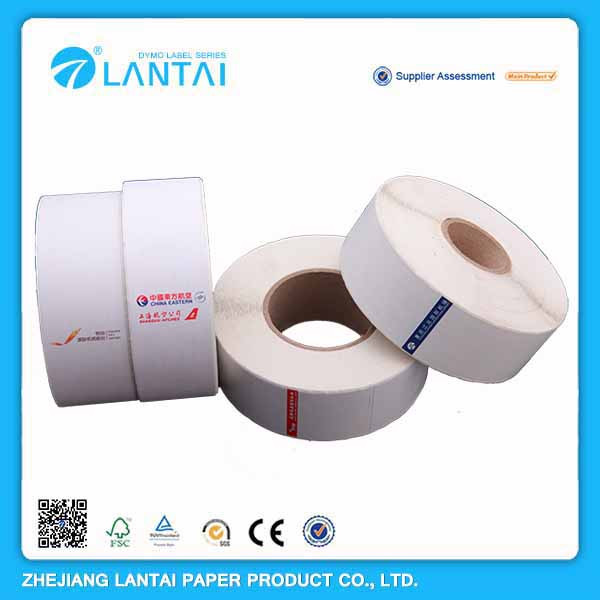 Factory direct sales Luggage tags made of thermal Paper