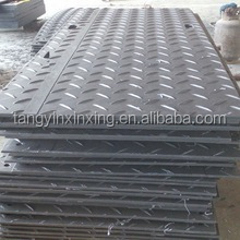 Temporary ground mats with UHMWPE /HDPE <strong>material</strong>