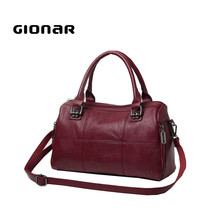 Wholesale Italy Style Women Designer Genuine Leather Messenger Handbags