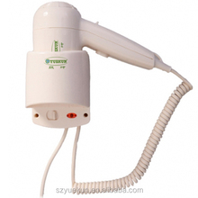 Hotel electric hair dryer /bathroom professional hair dryer 1200W