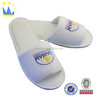 import slipper wholesale china, terry customized logo slippers and wedding slippers for men