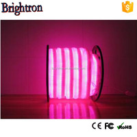 2016 New product led flexible neon 220 volt neon led rope light