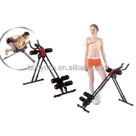 Fitness Machine Home Gym Ab Glider Sport Workout Exercise Equipment