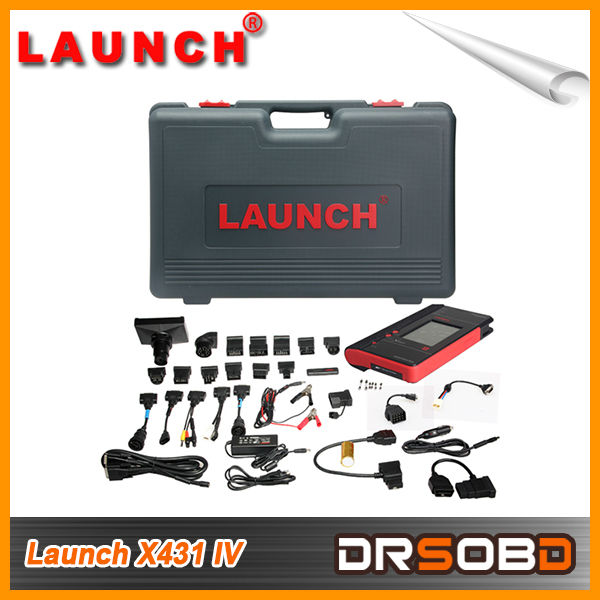 Original Launch X431 IV Master Diagnostic Workshop Tools