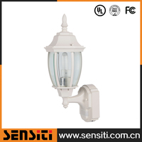 Outside Wall Light with PIR Sensor