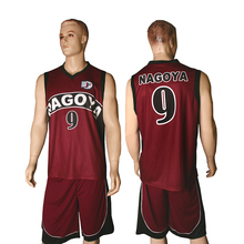 Cheap Short Sleeve New Style Latest Basketball Jersey Design