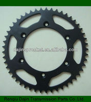 rear sprocket for motorcycle honda unicorn chain and sprocket kits