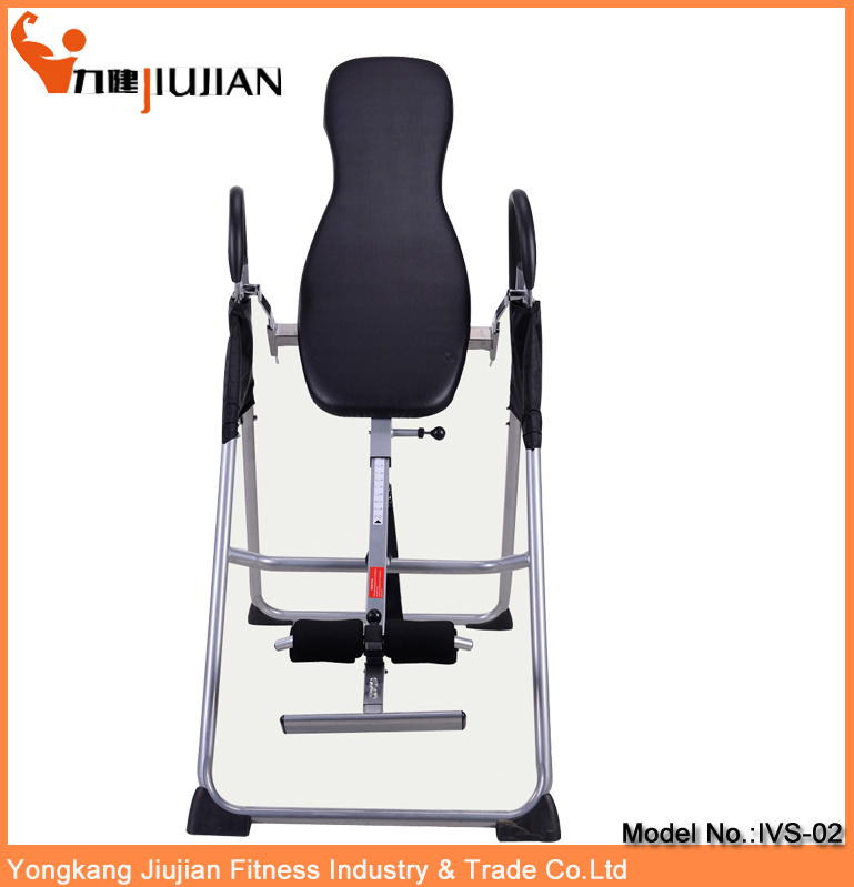 China New Home Gym Equipment Inversion Table For Blood Circulation