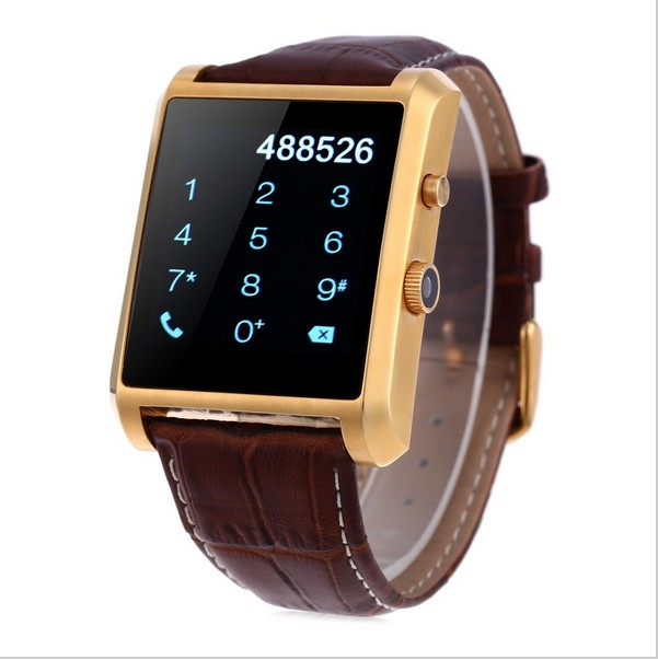Lastest Wrist Watch Mobile Phone Alibaba China Factory Portable Bluetooth Smart Watch