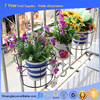 Various metal hanging flower pot, iron flower pot holder, hanging flower pot holder design