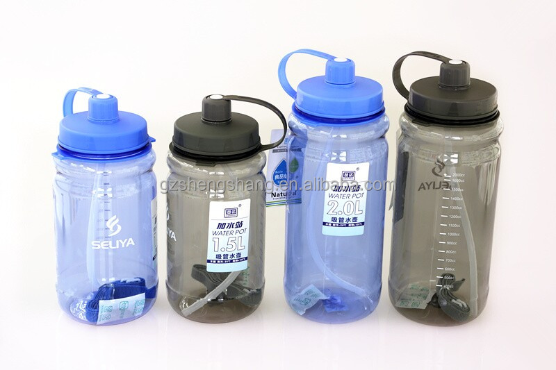 650ml Reusable plastic drinking bottle