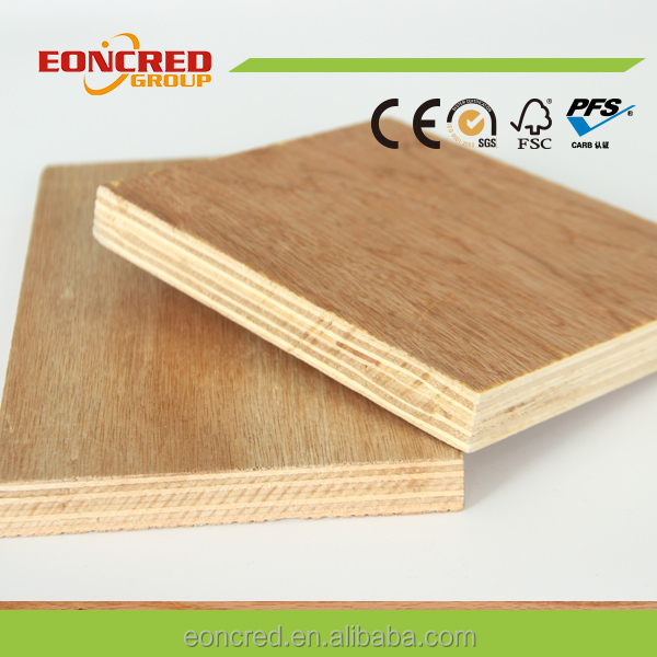 Okoume Commercial Marine Plywood Professional Manufacturer