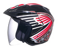 Open face helmet for sale with good price