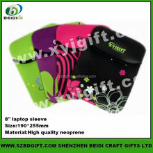Sublimation printed waterproof laptop sleeve