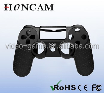 Soft and Antislippery Material For PS4 Controller cover silicon case for Joysticks