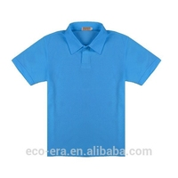 200g 35 Polyester 65 Cotton , Polo Shirt , Custom Printing & Embroidery Design , T shirt Wholesale China
