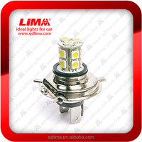 High Lumen 12V Car h4 led headlight bulbs tuning light