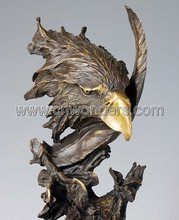 2011 Hot sale moderne of eagle sculpture