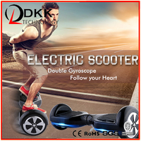 DKK-ES65 Wholesale quality clearance 2015 the latest 2 round of Smart Balance standing electric motorcycle
