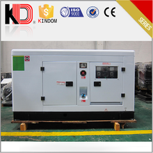 Hospital use 64kw Silent Powered by Perkins 80kva diesel generator price 1104A-44TG2