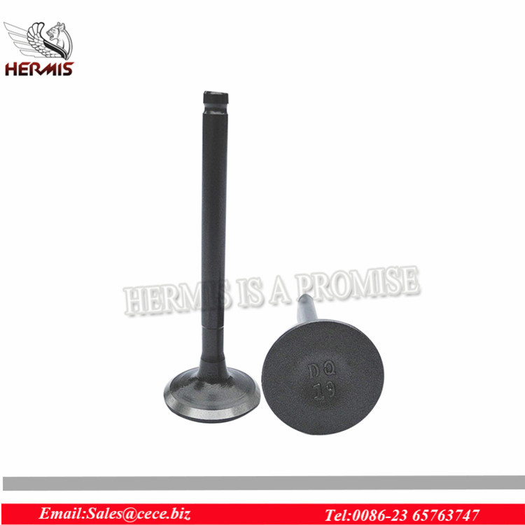 chinese hot selling motorcycle engine valve intake valve exhaust valve